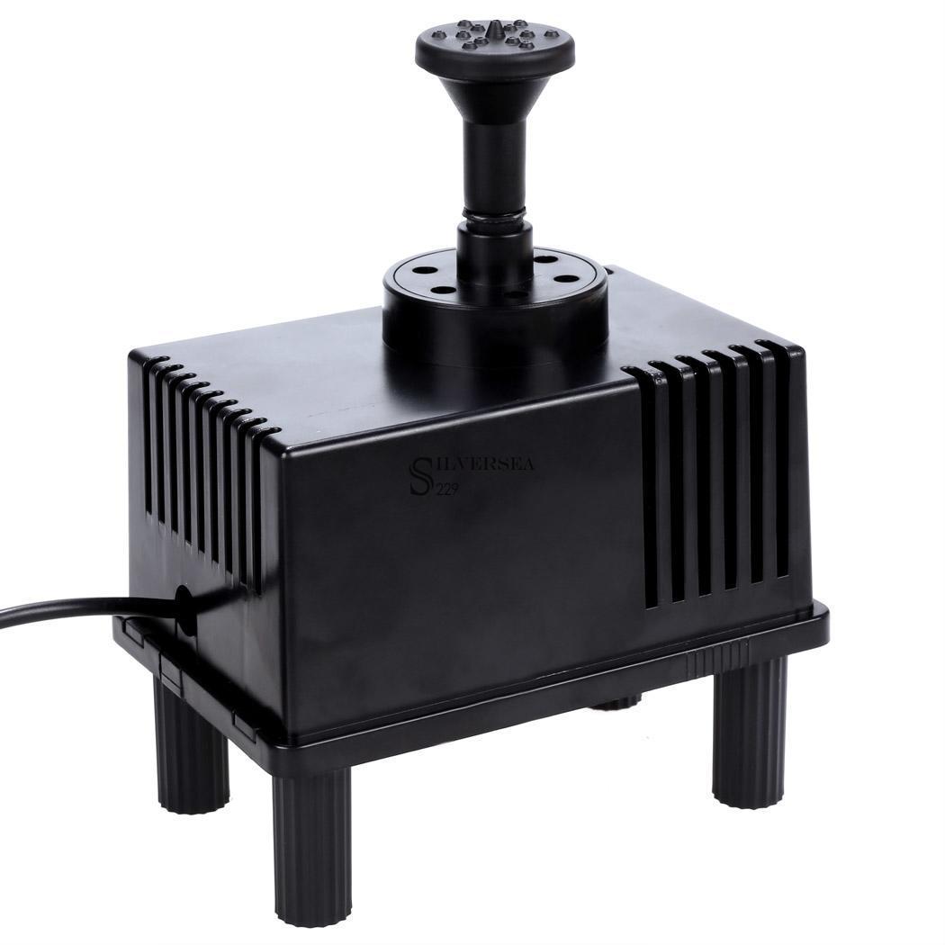 solar water panel power fountain pump kit pool garden pond watering submersible ebay. Black Bedroom Furniture Sets. Home Design Ideas
